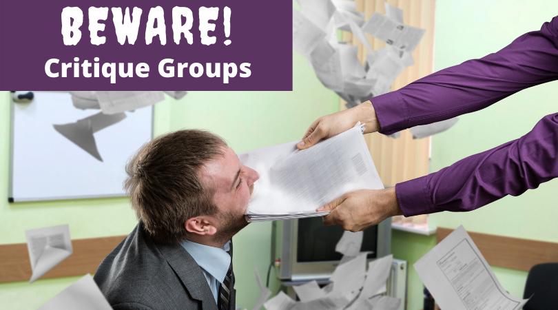 Beware of Critique Groups